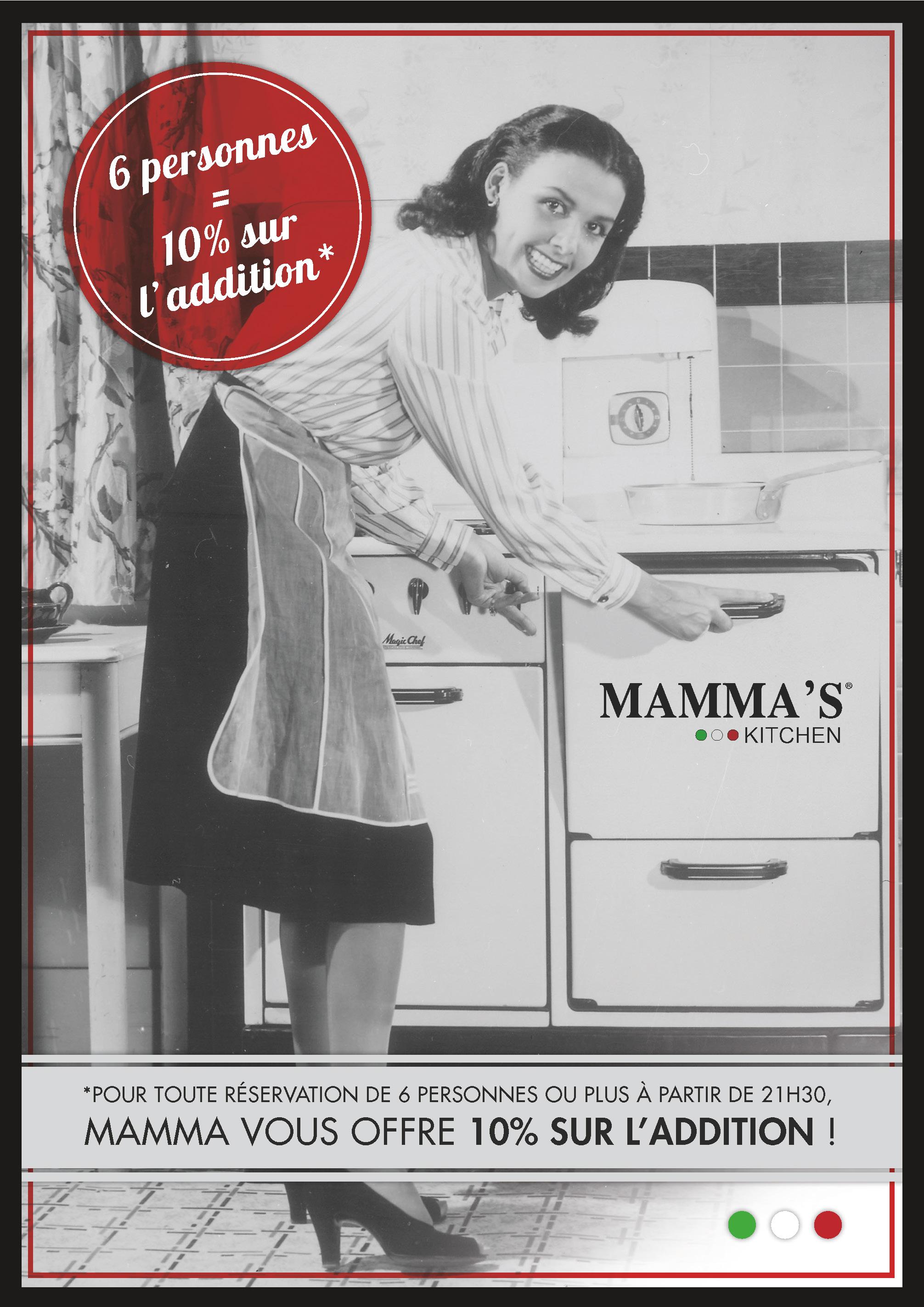 MAMMAS-OFFRE ADDITION